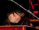 Garth Hudson of 'The Band' at the Love for Levon benefit 2012.