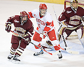 Brett Motherwell, John Laliberte (Cory Schneider) - The Boston College Eagles defeated the Boston University Terriers 5-0 on Saturday, March 25, 2006, in the Northeast Regional Final at the DCU Center in Worcester, MA.