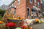 The Taftsville Country Store in Taftsville, Vermont, USA