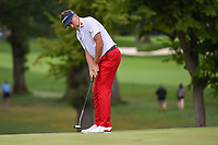 Ian Poulter (GBR) barely misses his birdie putt on 4 during Rd3 of the 2019 BMW Championship, Medinah Golf Club, Chicago, Illinois, USA. 8/17/2019.<br /> Picture Ken Murray / Golffile.ie<br /> <br /> All photo usage must carry mandatory copyright credit (© Golffile   Ken Murray)