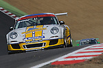 George Brewster - Celtic Speed Porsche Carrera Cup GB