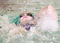 Guerin Girls Swimming - Sectional 1-31-13