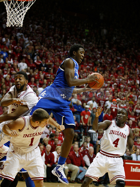 Doron Lamb during the University of Kentucky game against Indiana University on Saturday, Dec. 10, 2011 in Assembly Hall. Photo by Latara Appleby | Staff ..