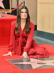 a_Idina Menzel -Stars WofF  006 ,  Kristen Bell And Idina Menzel  Honored With Stars On The Hollywood Walk Of Fame on November 19, 2019 in Hollywood, California