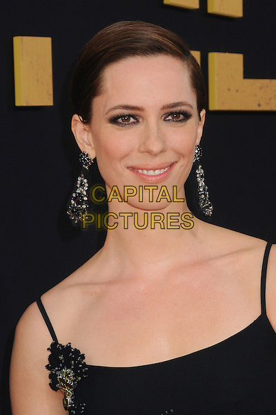 30 July 2015 - Los Angeles, California - Rebecca Hall. &quot;The Gift&quot; Los Angeles Premiere held at Regal Cinemas LA Live.  <br /> CAP/ADM/BP<br /> &copy;Byron Purvis/AdMedia/Capital Pictures
