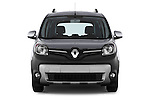 Straight front view of a 2013 - 2014 Renault Kangoo eXtrem Mini MPV.