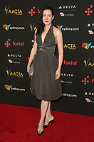 05 January 2018 - Hollywood, California - Bel Delia. 7th AACTA International Awards held at Avalon Hollywood.  <br /> CAP/ADM/FS<br /> &copy;FS/ADM/Capital Pictures