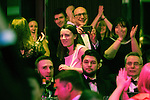 © Joel Goodman - 07973 332324 . 02/03/2017 . Manchester , UK . Team of the Year – Private Client Winner , Hugh Jones Solicitors . The Manchester Legal Awards at the Midland Hotel . Photo credit : Joel Goodman