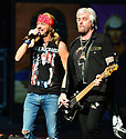 HOLLYWOOD, FL - DECEMBER 13: Bret Michaels and Eric Brittingham perform on stage at Hard Rock Event Center at the Seminole Hard Rock Hotel & Casino Hollywood on December 13, 2019 in Miami, Florida.   ( Photo by Johnny Louis / jlnphotography.com )