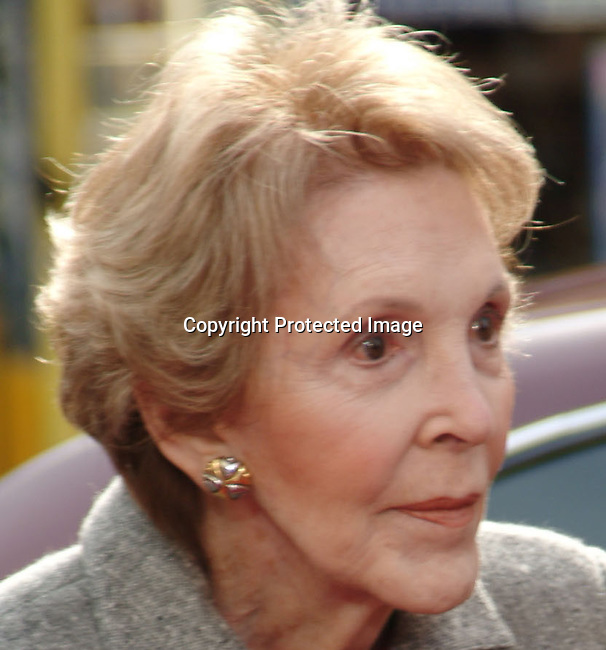 Nancy Reagan<br />
