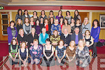 The St Brigid's Killarney class of 1986 who held their 25th anniversary reunion in the Killarney Avenue Hotel on Wednesday 28th December.. ......