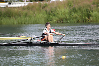 Race: 109: W MasE/F 1x  Final<br /> <br /> Peterborough Summer Regatta 2017 - Saturday<br /> <br /> To purchase this photo, or to see pricing information for Prints and Downloads, click the blue 'Add to Cart' button at the top-right of the page.
