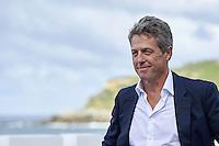 18 September 2016 - San Sebastian, Spain - Hugh Grant attends 'Florence Foster Jenkins' photocall at the Kursaal Palace during 64th San Sebastian International Film Festival. Photo Credit: PPE/face to face/AdMedia