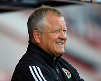 Sheffield United Manager Chris Wilder during AFC Bournemouth vs Sheffield United, Premier League Football at the Vitality Stadium on 10th August 2019