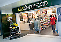 ::  FORTH VALLEY ROYAL HOSPITAL :: THE NEW M&S SIMPLY FOOD OUTLET AT THE NEW FORTH VALLEY ROYAL HOSPITAL ::