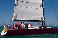 ESP 6555 PLIS PLAY Vicente Garc&iacute;a Torres FARR 520 RCR Alicante <br /> Salida de la 22 Ruta de la Sal 2009 Versi&oacute;n Este, Denia, Alicante, Espa&ntilde;a