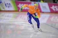 SCHAATSEN: Calgary: Essent ISU World Sprint Speedskating Championships, 28-01-2012, 500m Heren, Pim Schipper, ©foto Martin de Jong