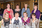 GREAT FUN: Having great fun at the Bon Secours hospital Annual Dinner at the Ballygarry House hotel and Spa on Monday seated l-r: Maire Sheahan, Marion Reidy, Noranne McEvoy and Helen Hussey. Back l-r: Anne O'Sullivan, Bridie Byrne, Cathy Stack and Nora Casey.