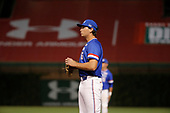 Triston Casas (26) of American Heritage High School in Pembroke Pines, Florida during the Under Armour All-American Game presented by Baseball Factory on July 29, 2017 at Wrigley Field in Chicago, Illinois.  (Mike Janes/Four Seam Images)