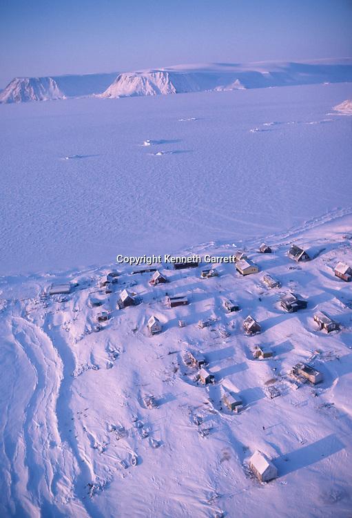 Eskimauy Village, Sassisivik, Meteorite, Greenland