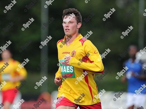 2011-07-27 / Voetbal / seizoen 2011-2012 / Bornem SV / Maarten Jeegers..Foto: mpics