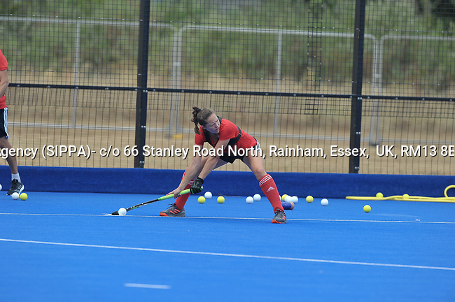 England Training Session Womens Hockey World Cup 2018 Lee Valley