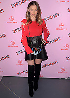 LOS ANGELES- DECEMBER 6:  Sydney Sweeney at the Refinery29 29Rooms Los Angeles: Turn It Into Art Opening Night Party at ROW DTLA on December 6, 2017 in Los Angeles, California. (Photo by Scott Kirkland/PictureGroup)
