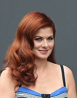 UNIVERSAL CITY, CA - AUGUST 02: Debra Messing, At 'Will & Grace' Start Of Production Kick Off Event And Ribbon Cutting Ceremony At Universal City Plaza  In California on August 02, 2017. Credit: FS/MediaPunch
