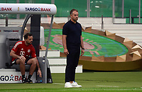 04.07.2020, Fussball DFB Pokal Finale, Bayer 04 Leverkusen - FC Bayern Muenchen emspor, v.l. Trainer Hansi Flick (FC Bayern Muenchen)<br /> Foto: Kevin Voigt/Jan Huebner/Pool/Marc Schueler/Sportpics.de<br /> <br /> (DFL/DFB REGULATIONS PROHIBIT ANY USE OF PHOTOGRAPHS as IMAGE SEQUENCES and/or QUASI-VIDEO - Editorial Use ONLY, National and International News Agencies OUT)