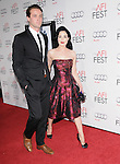 Dita VonTeese and boyfriend Count Louis-Marie de Castelbajac attends the AFI Fest 2010 Closing Night Gala - Black Swan Premiere held at The Grauman's Chinese Theatre in Hollywood, California on November 11,2010                                                                               © 2010 Hollywood Press Agency