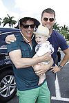LeBlanc - Jeff Branson and son Van and fiance Jaimie -  Actors from Y&R, General Hospital and Days donated their time to Southwest Florida 16th Annual SOAPFEST at the Cruisin' and Schmoozin' Marco Island Princess in Marco Island, Florida on May 24, 2015 - a celebrity weekend May 22 thru May 25, 2015 benefitting the Arts for Kids and children with special needs and ITC - Island Theatre Co.  (Photos by Sue Coflin/Max Photos)
