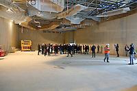 3 mars 2016, visite de chantier