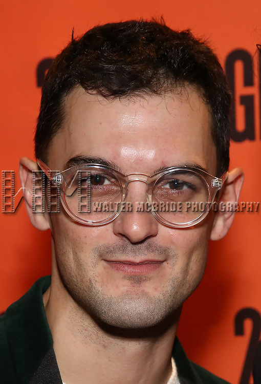 Wesley Taylor attends the Off-Broadway Opening Night performance of the Second Stage Production on 'Torch Song'  on October 19, 2017 at Tony Kiser Theater in New York City.