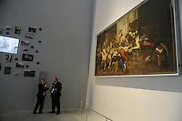 - Milano, Esposizione Mondiale Expo 2015, padiglione Santa Sede<br /> <br /> - Milan, the World Exhibition Expo 2015, Holy See pavilion