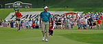 Cromwell, CT-22 JUNE 22 2018-062219MK15 Bubba Watson walks up the 15th fairway Saturday afternoon during the third round of the 2019 Travelers Championship at the TPC River Highlands in Cromwell.  Michael Kabelka / Republican-American