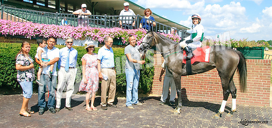 Ascot Girl winning at Delaware Park on 9/9/15