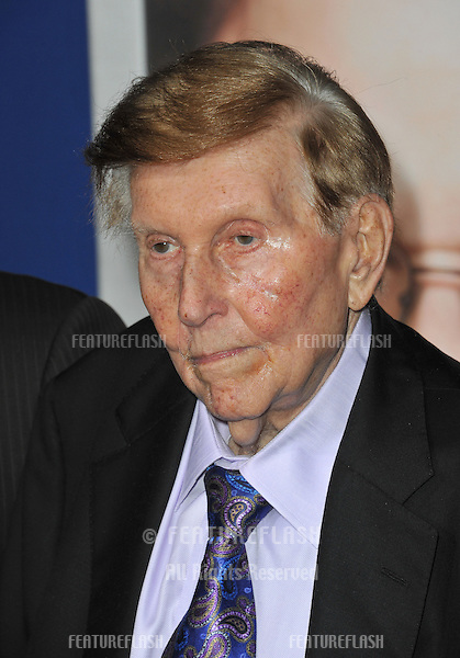 "Viacom chairman Sumner Redstone at the Los Angeles premiere of ""Guilt Trip"" at the Regency Village Theatre, Westwood..December 11, 2012  Los Angeles, CA.Picture: Paul Smith / Featureflash"