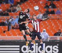 DC United vs Club Deportivo Chivas USA September 21 2011