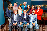 Matt O'Regan from Tralee celebrating his birthday in the Imperial Hotel on Saturday night<br /> Seated l to r:  Martin, Matt, and Anthony O'Regan.<br /> Back l to r: Rosemarie O'Sullivan, Mike O'Shea, Marie Porter, Liam Poff, Karen O'Regan, Margaret Whelan and Esther Murphy.