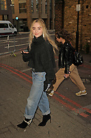 LONDON, ENGLAND - JUNE 12: Sabrina Carpenter spotted at Camila Cabello concert at Brixton Academy on June 12, 2018 in London, England.<br /> CAP/MAR<br /> &copy;MAR/Capital Pictures /MediaPunch ***NORTH AND SOUTH AMERICAS ONLY***