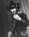 Bad Company 1976 Boz Burrell.© Chris Walter.
