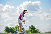 So Yeon Ryu (KOR) watches her birdie putt roll to the cup on 15 during Sunday's final round of the 72nd U.S. Women's Open Championship, at Trump National Golf Club, Bedminster, New Jersey. 7/16/2017.<br /> Picture: Golffile | Ken Murray<br /> <br /> <br /> All photo usage must carry mandatory copyright credit (&copy; Golffile | Ken Murray)