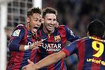 20150111. La Liga 2014/2015. FC Barcelona v Atletico de Madrid.
