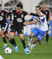 DC United vs Montreal Impact  April 18 2012