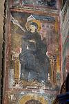 Church at the Monastery Mileševa, Serbia originally built in the 13th century.