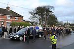 Jimmy Mulroy Funeral Drogheda
