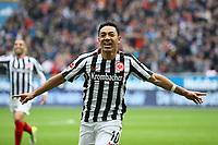 22.04.2017: Eintracht Frankfurt vs. FC Augsburg