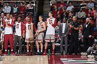 Stanford Basketball M vs USC, February 13, 2019