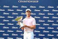 Ballantines Championship 2013
