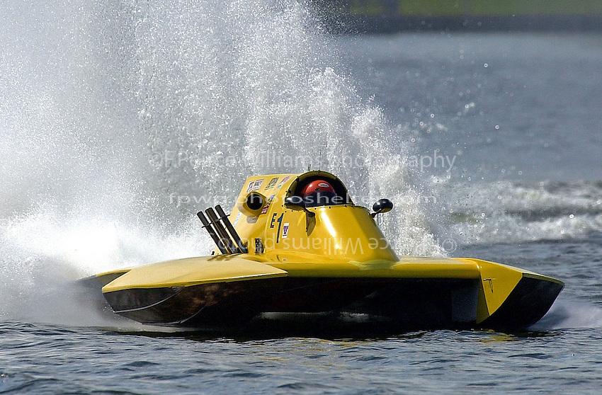 E-1  (5 Litre class hydroplane(s)